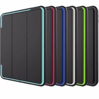 Wholesale waterproof hard case china for sale - Group buy Luxury Smart Case for Apple New iPad A1893 inch Heavy Duty TPU Hard Cover for ipad A1822 Full funda film Stylus