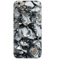 Wholesale goophone 5s for sale - 2018 Global hits Marble grain soft for Iphone s tpu case color printing phone case for Goophone x tpu cases