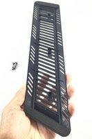 зарядное устройство для док-станции оптовых-высокое качество вертикальная подставка держатель док базы поддержки + двойной зарядки док станции зарядное устройство для Sony PS4 Slim PlayStation 4 Slim PS4 Slim