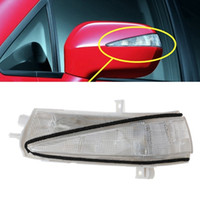 Wholesale civic led - Left Right Side Rearview Mirror LED Turn Signal Flasher Light For Honda Civic FA1 2006-2011