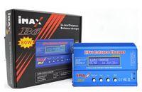 ingrosso caricabatterie di vita-Aerops Spedizione Gratuita 80 W IMAX B6 RC Balance Lipo LiFe Caricabatteria Nimh Nicd Lithium Battery EU / US / UK / AU plug power design