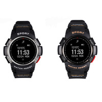 Wholesale Monitor Strap - F6 Smart Watch IP68 Watchproof Support IOS Andorid System Remote Camera Monitoring Bluetooth Luxury Watch TPU Strap News Reminder Wristband