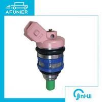 boquilla de combustible nissan al por mayor-12 meses de garantía de calidad boquilla del inyector de combustible para nissan maxima OE No.16600-21V02