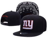 Wholesale giant animals - Wholesale New York caps Embroidery Giants hats Snapback adjustable hats for men Women snapbacks sport fashion