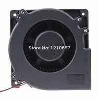 Wholesale 12v blower fan computer for sale - 1PCS Gdstime DC B mm x32mm V Pin Ball Bearing Brushless Blower Fan