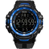 Wholesale men's sport watches online - Men Watches Digital LED Light SMAEL Watch S Shock Montre Mens Military Watches Top Brand Luxury brw Digital Wristwatches Sports