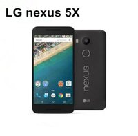Wholesale unlocked lg phones - Original Unlocked LG Nexus 5X H790 H791 H798 3g 4g Gps Wifi Nfc Quad Core 2GB Ram 16GB Rom 5.2'' Touch refurbished Phone