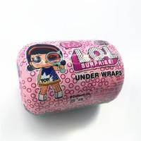 bis unter großhandel-new11cm Serie 4 Unter Wraps Puppe Magic Egg Ball Action Figure Spielzeug Kinder DresUnpas Up Geschenk.