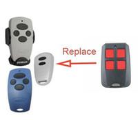 cambio de código remoto al por mayor-1 pz. DOORHAN Reemplazo Rolling Code Remote Control Rainproof hermoso