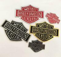 ingrosso badge per auto-Personalità cool 3D adesivi per auto in metallo auto moto distintivo autoadesivo in lega di zinco placcatura adesivo auto distintivo decalcomanie per Harley Yamaha