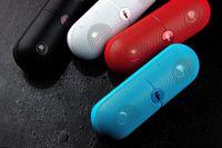box музыка pill оптовых-Таблетки XL Bluetooth мини-динамик переносной беспроводной стерео музыку Sound Box аудио Super бас U диск TF слот легко взять 1шт с ручкой