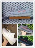 Wholesale Night Men - 2018 New Beluga 2.0 Boost 350 v2 Grey Bold Orange Ah2203 Yellow Semi Frozen Blue Tint Red night Men Women Running Shoes