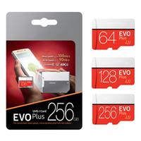 evo 64gb toptan satış-256 GB 128 GB 64 GB 32 GB Siyah VS Beyaz EVO ARTı EVO + Mikro SD TF Flash Kart 90 MB / s 80 MB / s Yüksek Hız Sınıfı 10