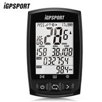 Wholesale gps bike computer for sale - Group buy iGPSPORT iGS50E Bluetooth Wireless GPS Bike Computer s fast positioning instantly grasp the time location speed