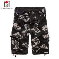 Wholesale Zipper Knee Leggings - New Arrived 2017 Brand Casual Multi-Pocket Compression Pants Men Cotton Trousers Calabasas Cargo Pants Mens Leggings 29-40 22133