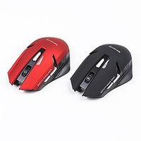 paket fareler toptan satış-Orijinal iMice E-1700 Kablosuz Optik Gaming Mouse USB Bilgisayar Fare 2.4G Alıcı Ile 6 Düğmeler Fareler Perakende Paketi 2018 iyi