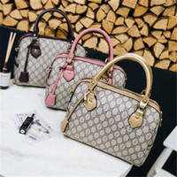 Wholesale diagonal zipper - Luxury HOT brands handbag shoulder bag diagonal package new 5A high quality ladies fashion casual bags