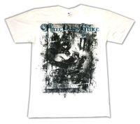 ingrosso disegno freddo della camicia bianca-Three Days Grace Destroyed Life Starts Now 2011 Tour White T Shirt Nuove magliette ufficiali Design Design Casual Cool Tops