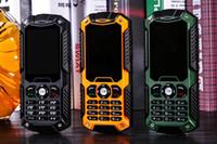 двойные sim-телефоны ударопрочные водонепроницаемые оптовых-Клавиатура S6 IP68 Водонепроницаемый противоударный Телефон Celular 3000 мАч Dual SIM мобильный телефон FM-фонарик CEP Telefonu Горячие Продажа