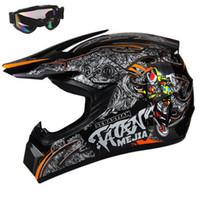 kask büyüklüğü s toptan satış-AHP ABS Motobiker Kask Klasik bisiklet MTB DH Yarış Çocuklar Kask Motokros Downhill Çocuk Bisiklet Kask Küçük Boyut S / M / L / XL C18110801