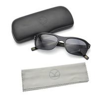 gafas para animales al por mayor-Kingsman Square gafas marco 2018 Vintage Brand Designer gafas de sol mujeres polarizadas UV400 Acetato de alta calidad gafas de verano para hombres