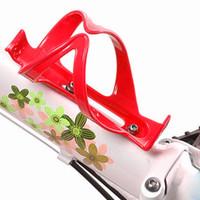 fahrradflaschenkäfig verstellbar großhandel-1 STÜCK Kunststoff Einstellbare Wasserflasche Rack Käfig Halter Radfahren Fahrrad Hohe Festigkeit Nützliche Zubehör für Sport Reiten P50