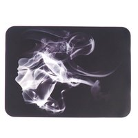 Wholesale FDA approved rectangle shape Silicone Mats Wax Non Stick Pads Silicon Dry Herb Mat Food Grade Baking Mat Dabber Sheets Jars Dab Pad