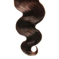 vücut dalgası örgüsü 6a toptan satış-Hızlı Moda Perulu Vücut Dalga Saç Dokuma% 100% İnsan Saç Dokuma 6a Orta Kahverengi Renk Perulu Remy Saç Uzantıları 10-30 Inç