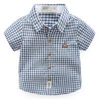 Wholesale Group Shirts - free shipping ,hot sell kid england style shirts girl and boy shirt,client make kid shirt for group codeSGA
