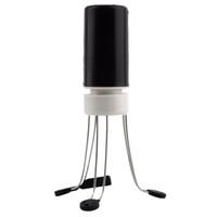 Wholesale auto gear tools - 3 Speed Gear Automatic Stir Mixer Automatic Handsfree Tool Kitchen Food Auto Stirrer Blender White +Black
