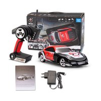 Wholesale auto 4wd - WLToys K969 2.4G 4WD 30km h 1 28 RTR Version High Speed RC Truck Radio Remote Control Monster Drift Car Elettronico Auto Truggy