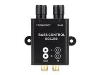 mando a distancia bluetooth coche al por mayor-Universal Car Remote Amplifier Subwoofer Ecualizador Crossover Bass Controller Nuevo