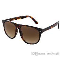 8960f23da5b1d Moda Óculos De Sol Das Mulheres Dos Homens Gradiente De Luxo Ray Designer  Óculos de Sol 4147 Quadro Prancha Gafas de sol Oculos Bans com o caso online