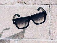 lente clara al por mayor-Classic Black Creators Gafas de sol Gafas de color gris a claro Gafas de sol Gafas de sol de lujo Diseñador Gafas UV400 Lentes