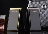 double affichage mobile achat en gros de-Luxe Unlocked Touch grand écran 3.0