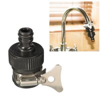 Wholesale Garden Taps - Garden Water Hose Tap Connectors Universal Adapter Faucet for Shower Irrigation Watering Fitting Pipe for 13-17m Tap