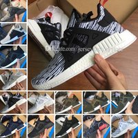 Wholesale Navy Surface - Cheap New Arrival NMD XR1 Boost Duck Camo Navy White Army Green Top quality MND 3 Net Surface Running Shoes For men Free Shipping Eur 36-45