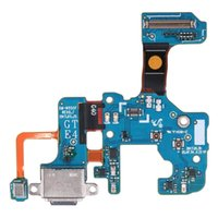 Wholesale galaxy note flex cable resale online - New USB Dock Charge Charging Port Connector Flex Cable For Samsung Galaxy Note N9500 N950F N950U