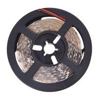 streifen führte 12 volt großhandel-Neues OPOWAY flexibles geführtes Streifen-Licht 300 LED 3528 SMD wärmen weißes 3100K LED Band 5 Meter oder 16 Fuß, 12 Volt 24 Watt