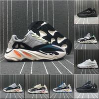кроссовки для женщин со скидкой оптовых-Скидка оптом высокое качество Wave Runner мужские женские спортивные кроссовки Спортивная обувь 700 V2.0 кроссовки