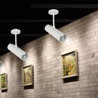 Wholesale Wall Mount Led Spot Light - Picture Light LED Spotlight Cabinet Spot Lighting indoor Ceiling Surface Mounted Wall Downlight TV background wall LED spotlight