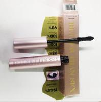 ingrosso trucco nero di marca-Marca rosa di promozione migliore del sesso Mascara Makeup LASH Mascara nero impermeabile DHL Spedizione gratuita di alta qualità