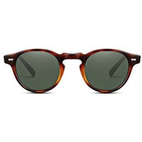 Wholesale Oliver Peoples Frames - Oliver peoples high quality ov5186 sunglasses man and women unisex sunglasses vintage sunglasses with polarized lens oculos de graus