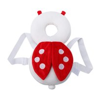Wholesale neck restraints - New Arrive cute baby head protection pillow for the head restraint pad attachment in infants toddler child care neck pillow S2