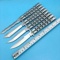 Wholesale folding box spring - 8Styles BM Black Edition Spring Latch tactical Outdoor Tactical gift knife knives new in original box BM42 BM43 BM49 BM47