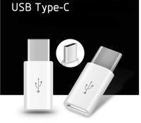Wholesale For ZUK Micro to type c adapter V8 to TYPE C with female USB to converter support OTG Cell Phone Adapters