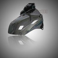yzf r1 trasero al por mayor-Deflector trasero Hugger / ABS de carbono negro para Yamaha YZF R1 2007 2008