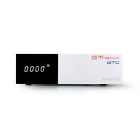 Wholesale Satellite Tv Android - GTC Satellite Receiver DVB-S2 DVB-C DVB-T2 ISDB-T Amlogic S905D android 6.0 TV BOX 2GB RAM 16GB ROM BT4.0.