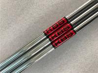 ingrosso alberi in acciaio inox kbs-Brand New 0,370 Size Golf Steel Shaft KBS Tour R / S Flex Steel Golf Shaft per Golf Irons Wedges Spedizione gratuita