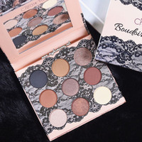 Wholesale Beauty Dreams - 2018 BEAUTY CREATIONS Boudoir eyeshadow 9 colors easy to wear and long-lasting your dream makeup eyeshadow drop 660283